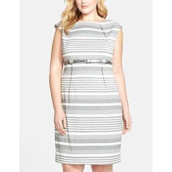0d8fd02255f Calvin Klein plus size dress